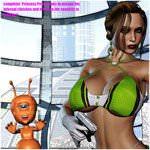 Spacegirl Interrupted III (онлайн)
