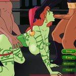 Gotham City Sluts  / Шлюхи Готэм Сити (онлайн игра)