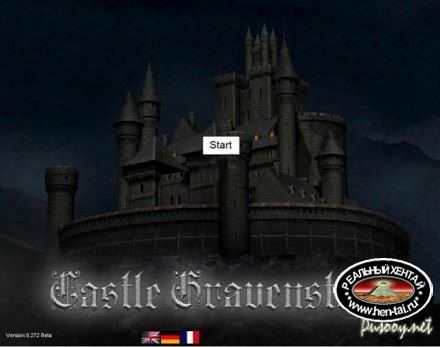 Castle Gravenstein 1-4 / Замок Гравештайн 1-4 (jap+sub) (2010-2015) GameRip Uncen