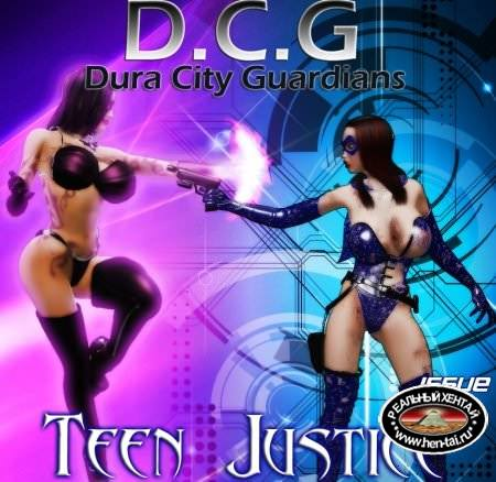 Dura City Guardians 17-18 - Teen Justice