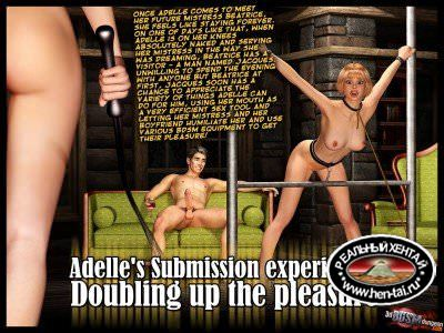 Adelle's Submission experience 2015 Uncen