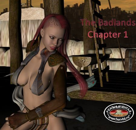The Adventures of Naomi Sky Chapter 1 - The Badlands