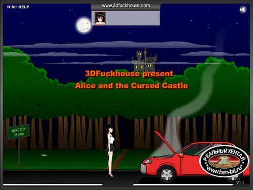 Alice And The Cursed Castle
