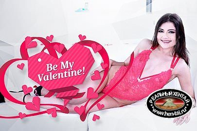 Be My Valentine! with Adria Rae [uncen] 2016 [ENG]