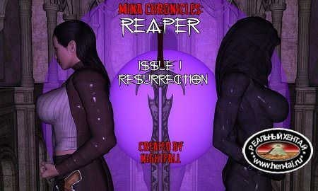 Mina Chronicles Reaper - Issue 1-2 Resurrection [eng] Uncen