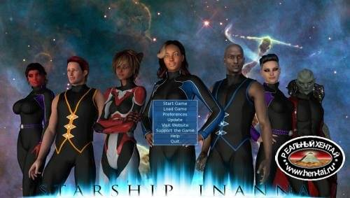Starship Inanna v1.0 The Mad Doctor (uncen) 2015 [eng]