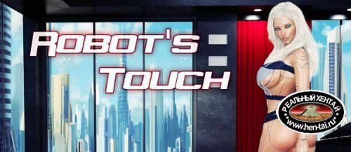Robot's Touch (Adult Comics)