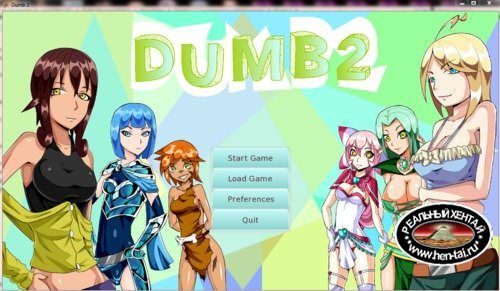 Dumb - Visual Novel Trilogy [ Full game part 1,2,3] (Uncen) 2016
