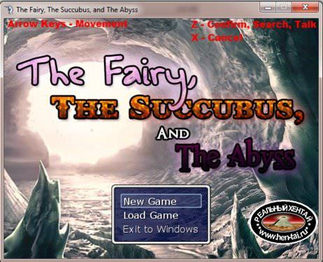 The Fairy the Succubus and the Abyss - Adult Survival Horror Rpg Game [InProgress Version 0.65] (Uncen) 2016