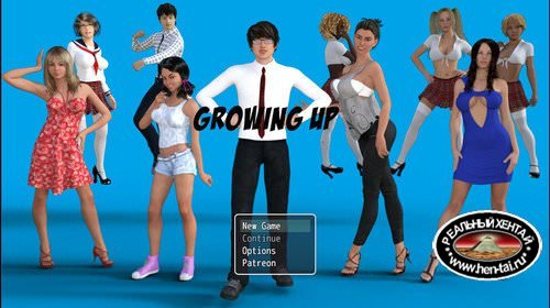 Growing Up [InProgress Version 0.2a] (Uncen) 2017 (Eng)