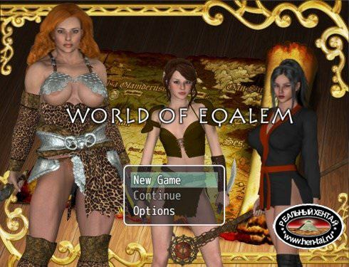 World of Eqalem [InProgress Beta 6] (Uncen) 2017