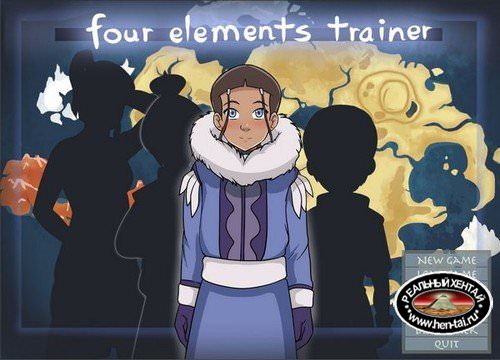 Four Elements Trainer [v0.5.03b] (2017)
