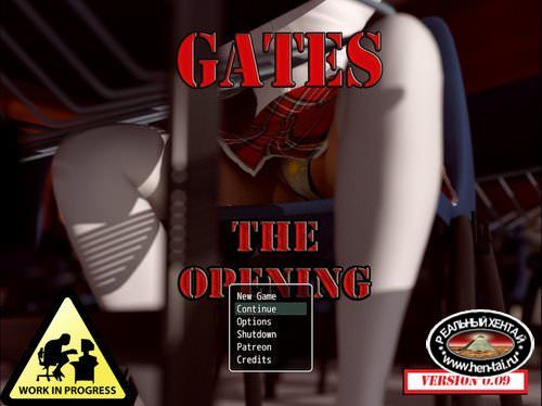Gates The Opening [v0.15 Extra]