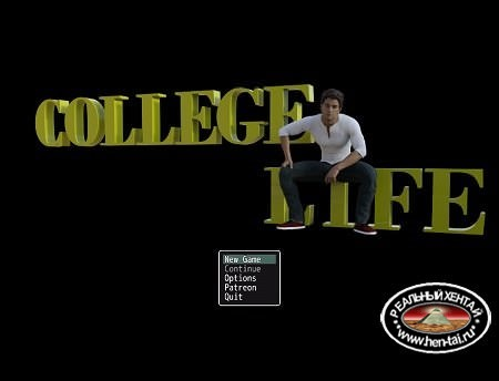 College Life [v.0.1.6a Full ] + WALKTHROUGH [2017/PC/ENG] Uncen