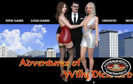 Adventures of Willy D. [v.0.24][2017/PC/ENG] Uncen