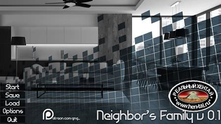 Neighbors Family [v.0.3] [2017/PC/RUS/ENG] Uncen