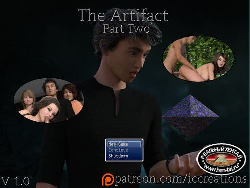 The Artifact: Part Three [v1.0] (2017/ENG)