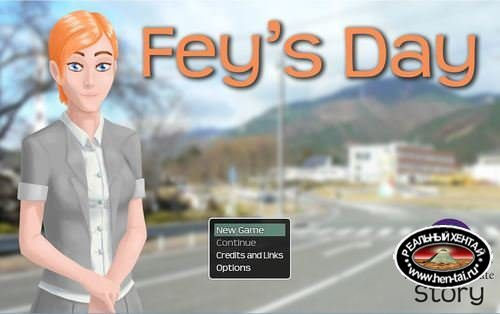 Feys Day – Version 1.02 (Uncen) 2017 (Eng)