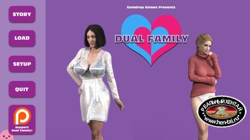Dual Family [v.0.82 Acts 1-7] Custom Edition (2017/ENG/RUS)