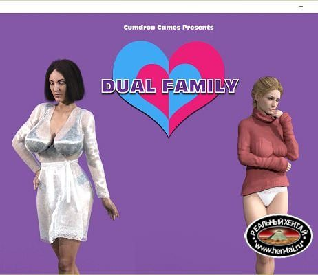 Dual Family [v.1.02.0ce Legacy (Act 1 Part X) , Act 2] [2016/PC/RUS/ENG] Uncen