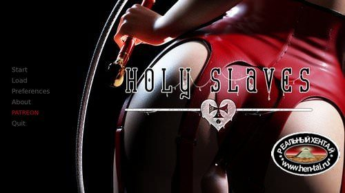 Holy Slaves [Episode 1 (v1.1) Limited Edition] (2017/ENG)
