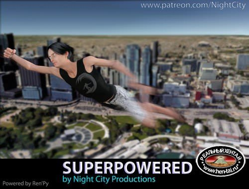 Super Powered [v0.33 + Universal Cheat Mod]