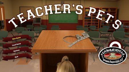 Teacher's Pets [v2.061] [2017/PC/RUS/ENG] Uncen
