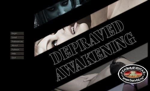 Depraved Awakening / Развратное Пробуждение [v1.0] (2019/RUS)