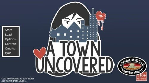 A Town Uncovered [v.0.18b + Incest patch] (2017/PC/ENG)