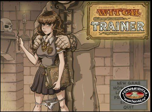 Witch Trainer - Silver Mod  [ v.1.36 HotFix] (2018/PC/ENG)