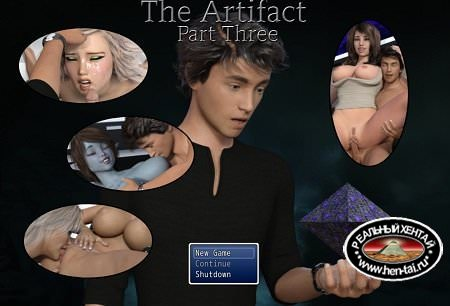 The Artifact 1  2  3 [v.1.01.0b [completed]] [2017/PC/ENG/RUS] Uncen