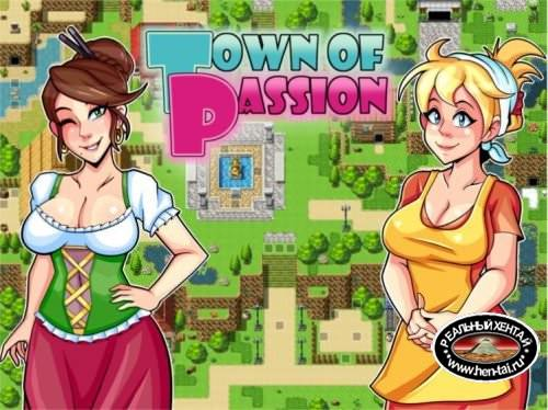 Town of Passion [v.0.4.2 beta] (2017) (Eng) [RPGM]