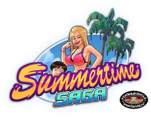 Summertime Saga [ v.0.19.1 + Walkthrough] (2017/PC/RUS/ENG)