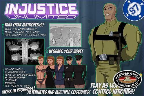 Injustice Unlimited (Something Unlimited) [v.2.1.5] (2017/PC/ENG)