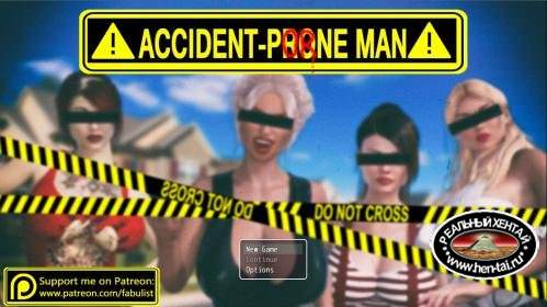 Accident-Porn Man Chapter 1 [Version 1.01] (Eng) [RPGM]