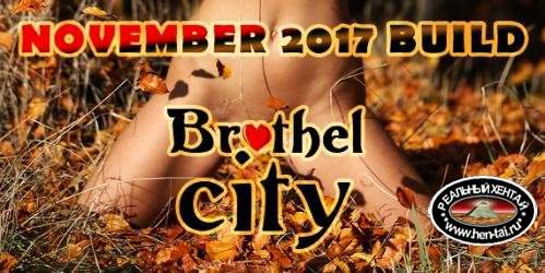 Brothel City  [v.2] (2017) (Rus/Eng) [Unity]