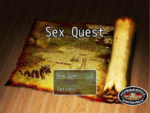 Sex Quest [v.0.13.1] (2017/PC/ENG)
