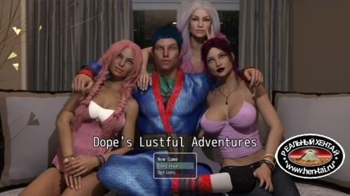 Dope's Lustful Adventures  [v.0.15] (2017/PC/RUS/ENG)