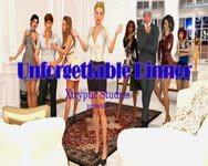 Unforgettable Dinner v0.17 (онлайн игра)
