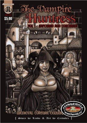 [DBComix] The Vampire Huntress Vol. 1-4 [ENG]