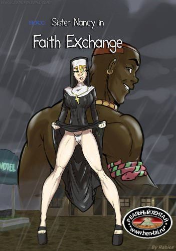[John Persons] Sister Nancy in Faith Exchange [ENG]