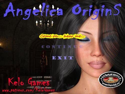 Angelica Origins Remake  [v.0.3.1] (2018/PC/ENG)