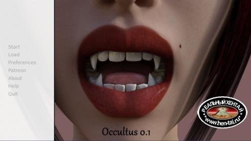 Occultus [v.0.8] (2017/PC/ENG)