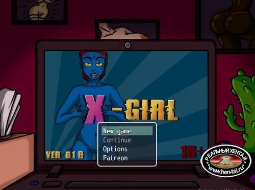X-Girl – Version 03  2017 (Eng)