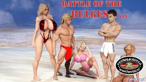 Battle of the Bulges  [ v.0.61 + Anti-AntiCheat Mod] (2017/PC/ENG)