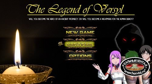 The Legend Of Versyl [v.1.5]+Walkthrough[2017/PC/ENG] Uncen