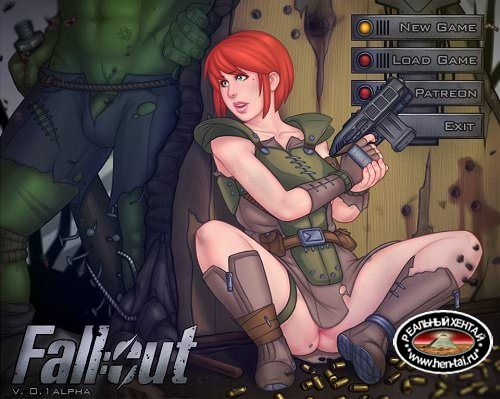 Fall:Out [v.0.3 Gamma] [2017/PC/RUS/ENG] Uncen