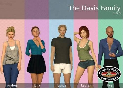 The Davis Family [v.1.1.0] (2018/Eng)
