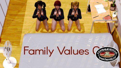 Family Values [ v.0.11] (2017/Eng)