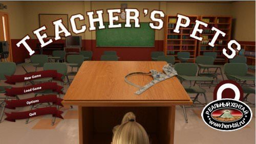 Teacher's Pets [ v.1.99995] (2017/Eng)